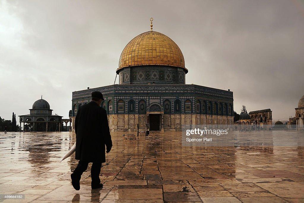 Jerusalem: Tensions And Rituals In A Divided City : Fotografía de noticias
