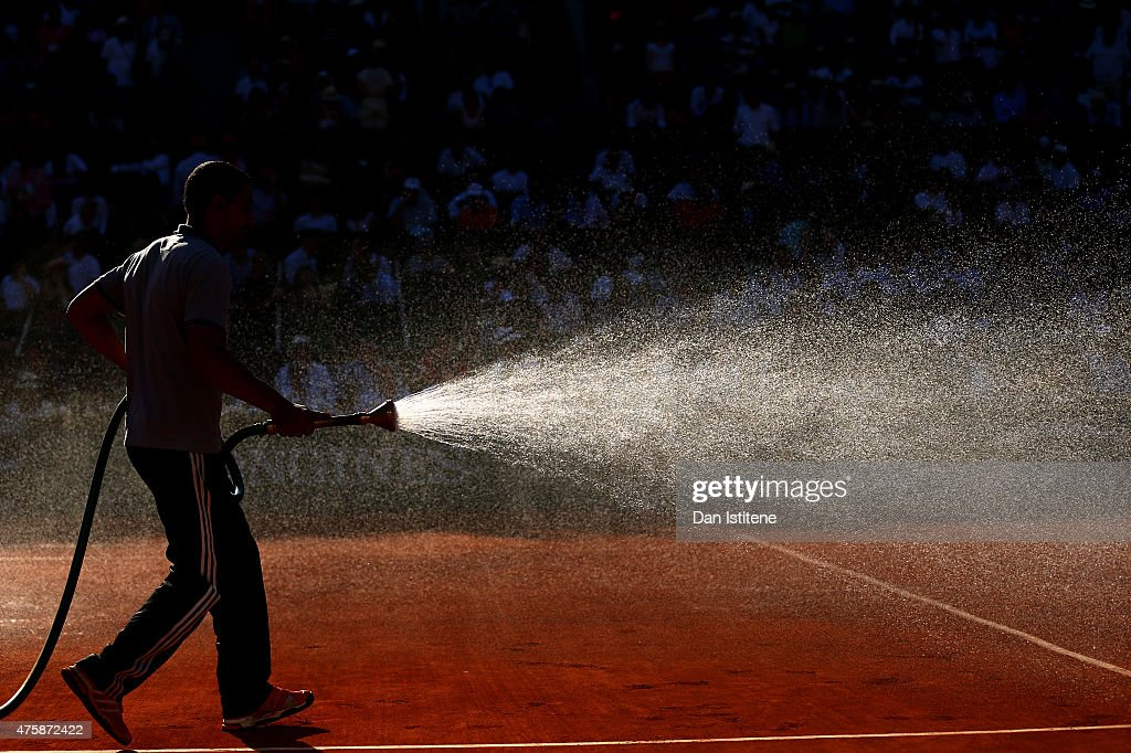 2015 French Open - Day Twelve : News Photo