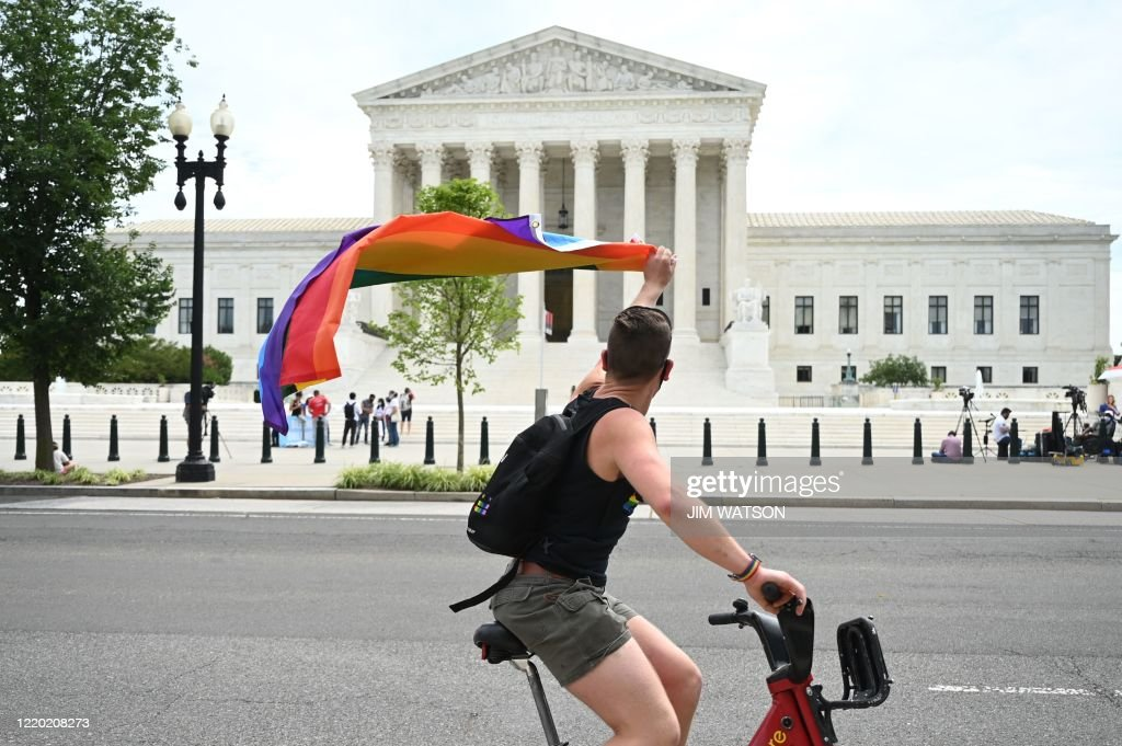 US-POLITICS-COURT-RIGHTS : News Photo