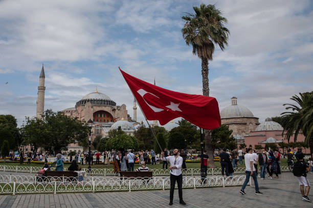 TUR: Turkey Commemorates Fourth Anniversary Of The 2016 Failed Coup