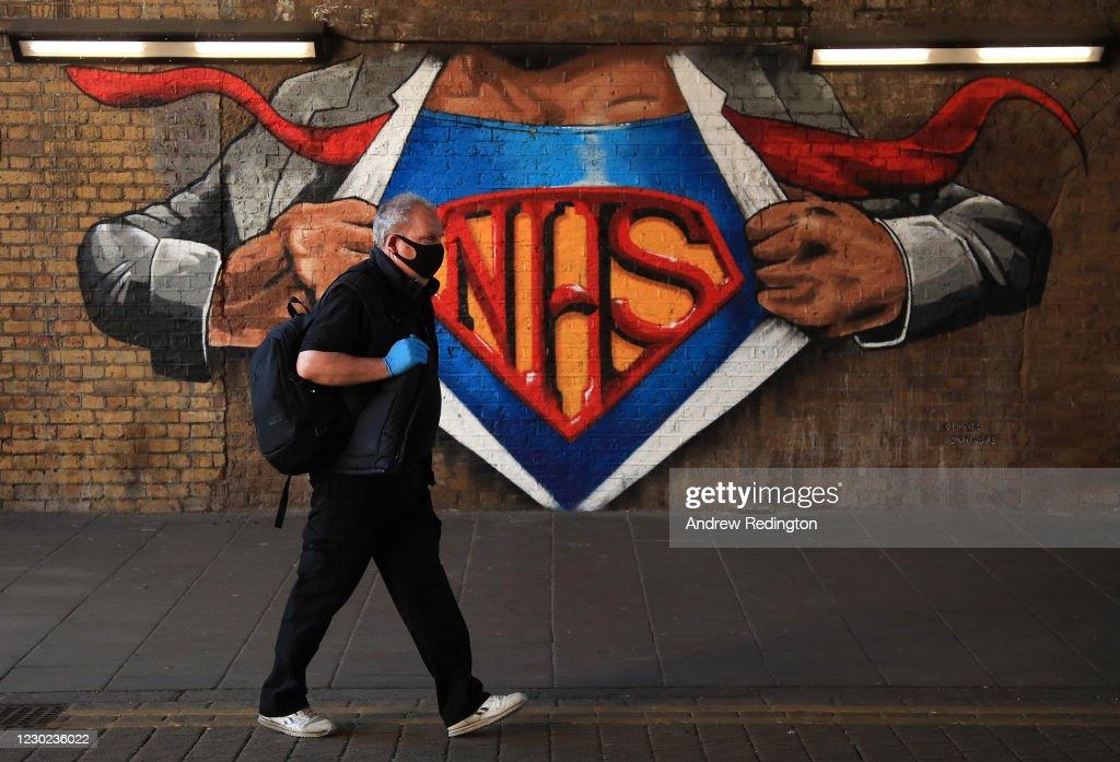 Britons Prepare For Further Easing Of Coronavirus Lockdown, Now In Week Ten : News Photo
