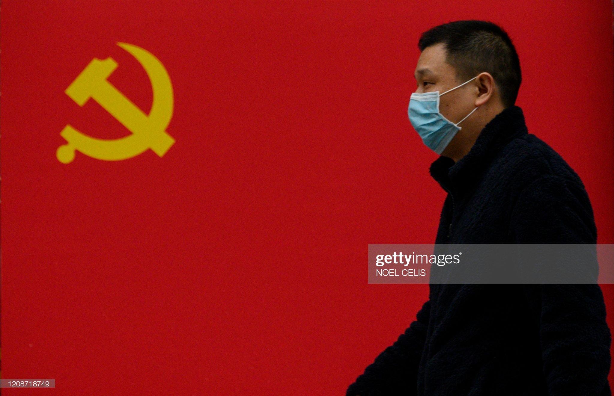CHINA-HEALTH-VIRUS : Foto di attualità