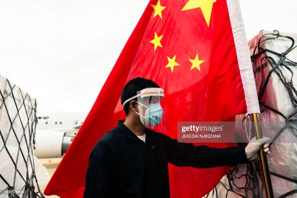 ZIMBABWE-CHINA-HEALTH-VIRUS-VACCINE : Foto di attualità