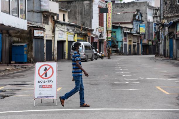 LKA: Virus Outbreak In Sri Lanka