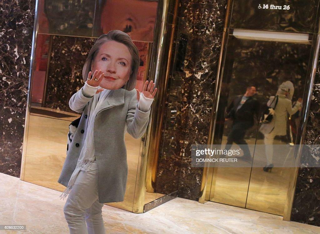 TOPSHOT-US-POLITICS-TRUMP : News Photo