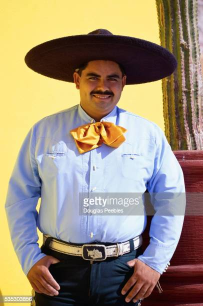 man wearing sombrero - gold belt stock pictures, royalty-free photos & images