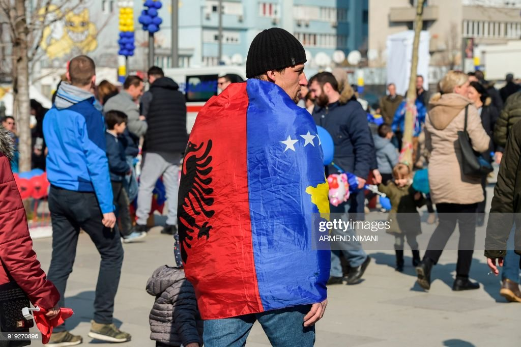 KOSOVO-INDEPENDENCE-POLITICS : News Photo