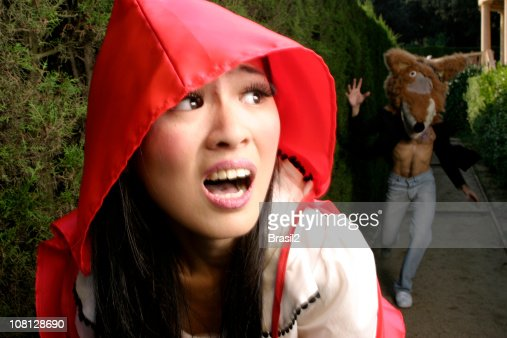 Red Riding Hood Man