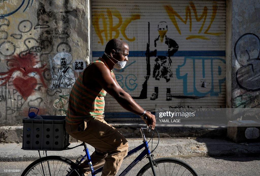CUBA-HEALTH-VIRUS : News Photo