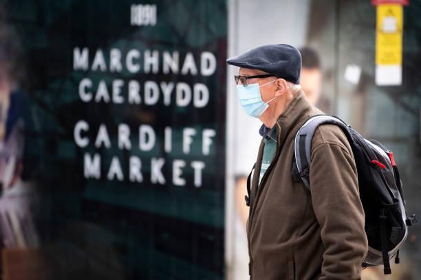 GBR: Wales Prepares To Enter Circuit Breaker Coronavirus Lockdown On Friday