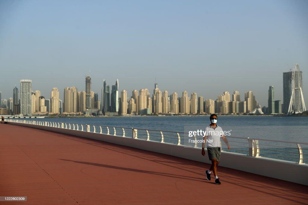 Holy Month of Ramadan in UAE During The Coronavirus Crisis : News Photo