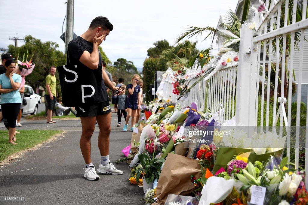 NZL: New Zealand Remembers Victims Of Christchurch Mosque Terror Attacks