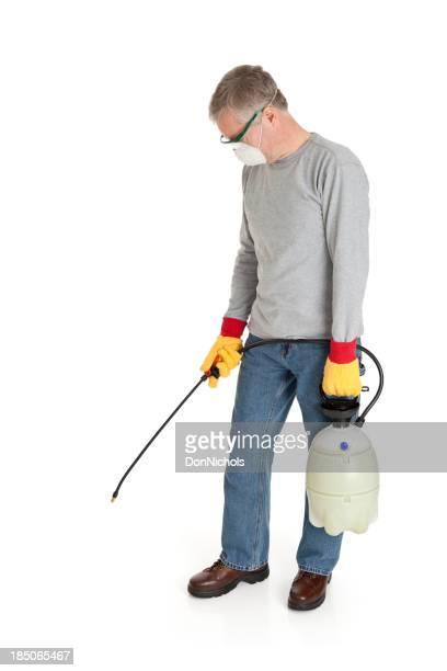 Man With a Sprayer