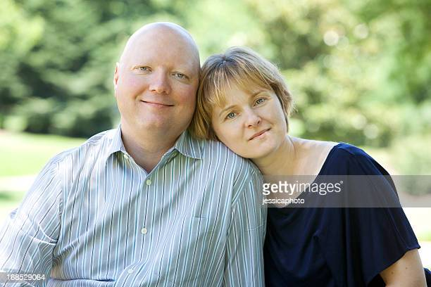 Man with Cancer and His Wife