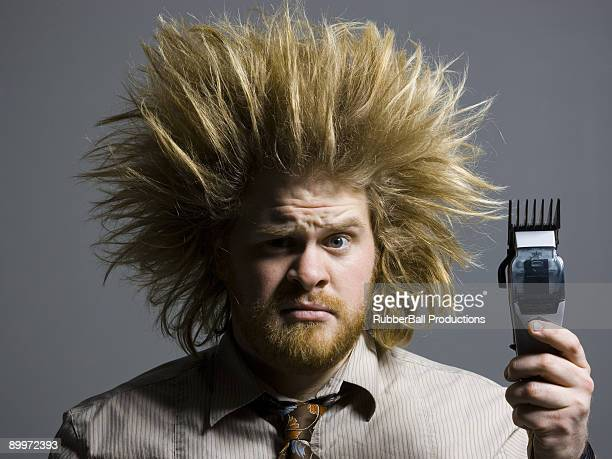 Hair Clipper Stock Photos And Pictures Getty Images
