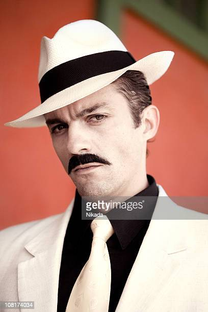 男性、帽子 - 1920~1929年 ストックフォトと画像