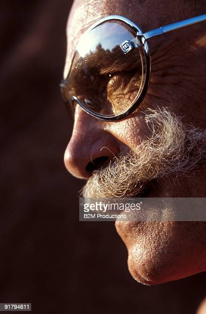 Man with sunglasses and mustache