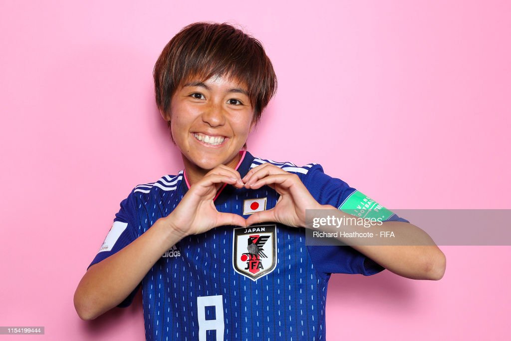 Japan Portraits - FIFA Women's World Cup France 2019 : News Photo