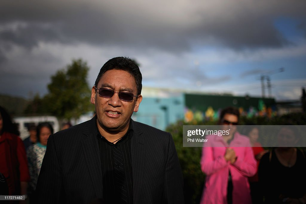 Te Tai Tokerau By-Election Takes Place In New Zealand : News Photo