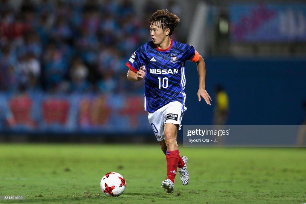 Yokohama F.Marinos v Sagan Tosu - J.League J1 : ニュース写真