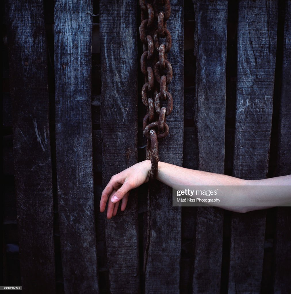 Manacles : Stock Photo