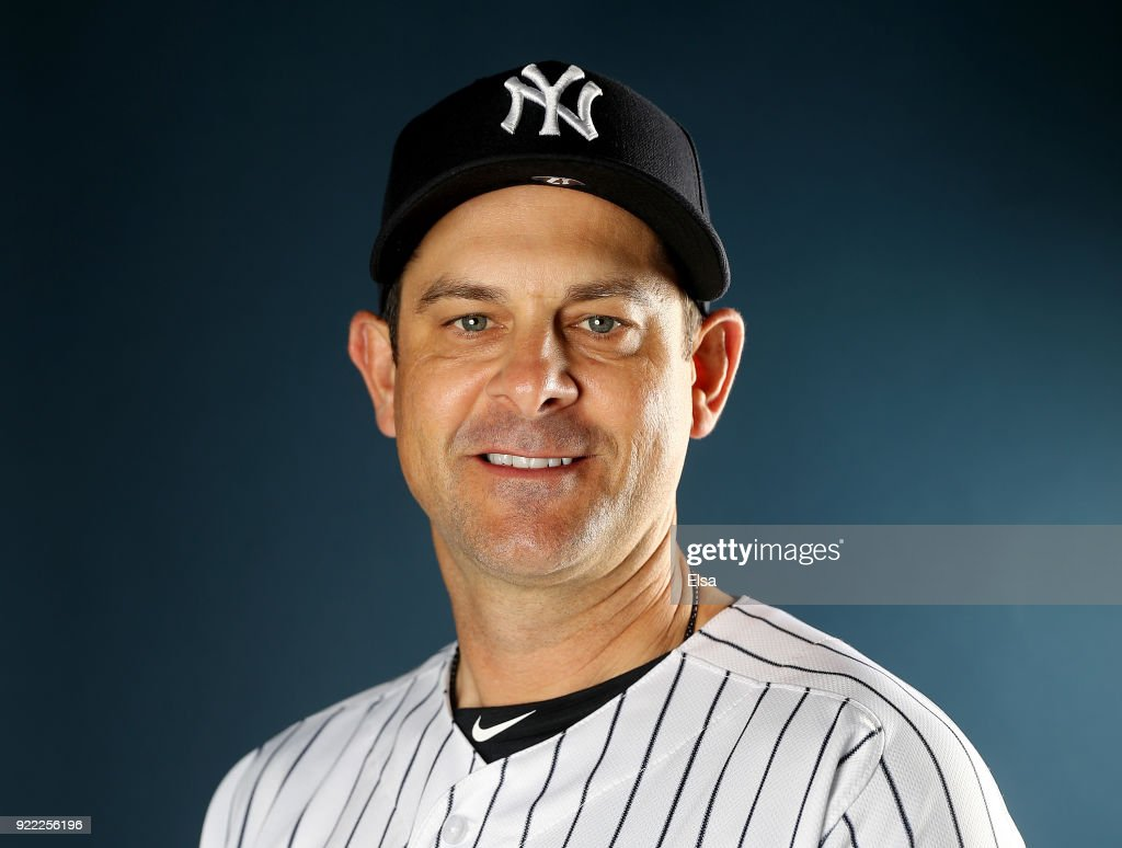 New York Yankees Photo Day