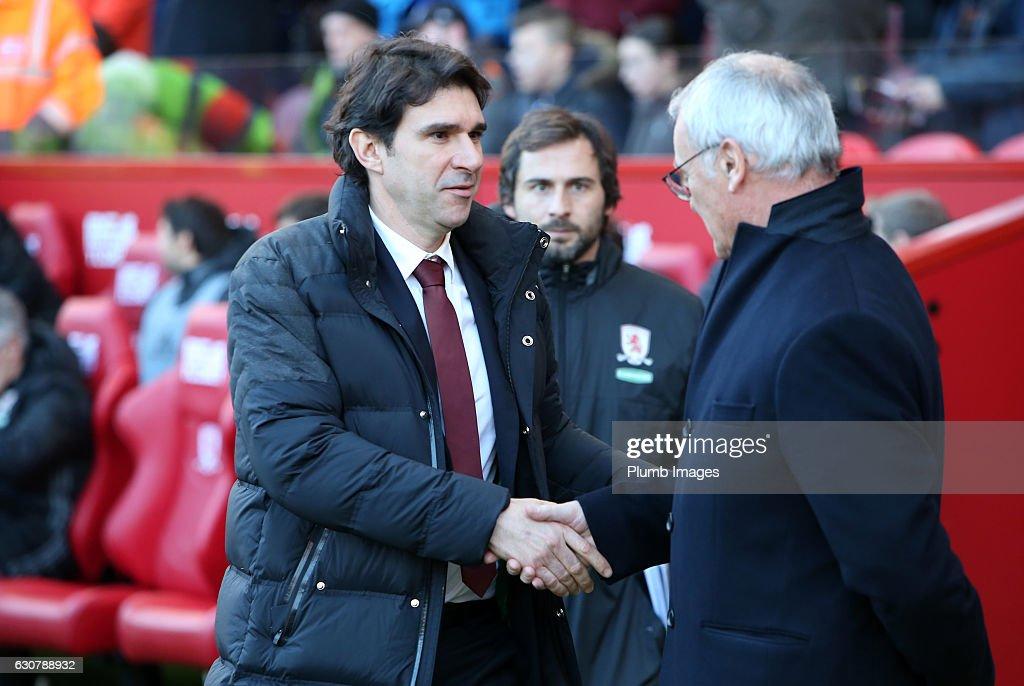 Middlesbrough v Leicester City - Premier League : News Photo