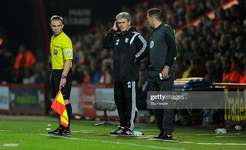 Bournemouth v West Bromwich Albion - Capital One Cup Fourth Round