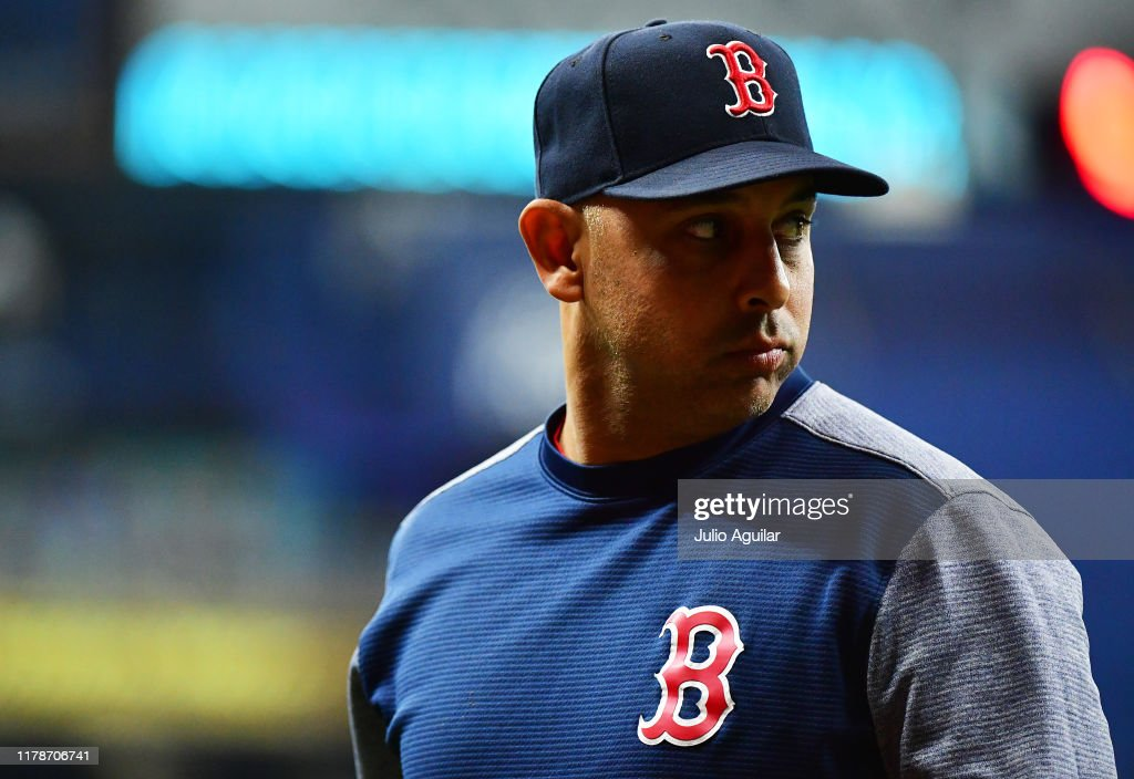 Boston Red Sox v Tampa Bay Rays : News Photo