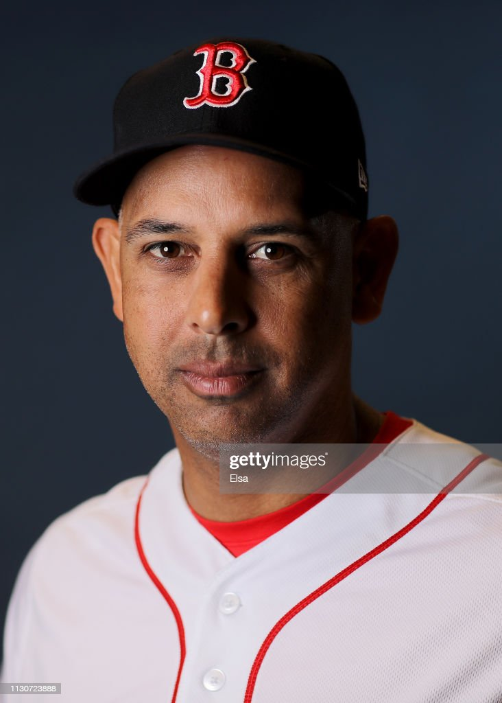 FL: Boston Red Sox Photo Day