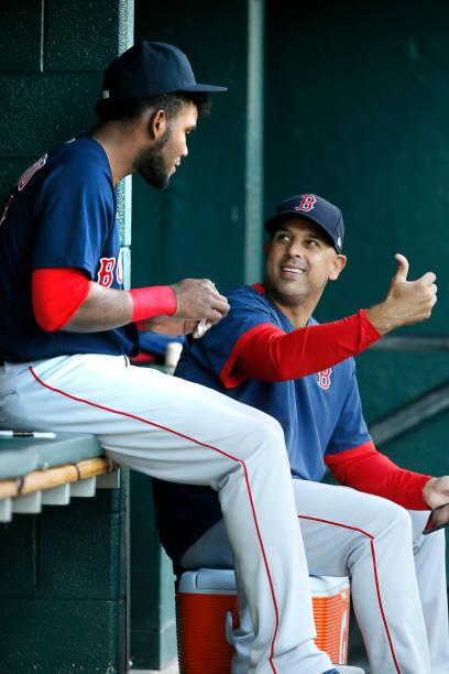 MI: Boston Red Sox v Detroit Tigers