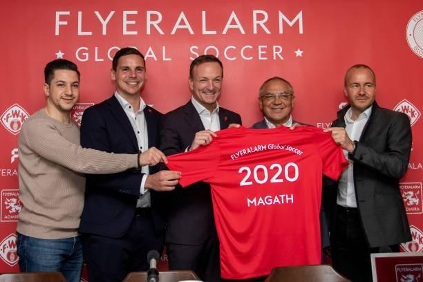 AUT: FC Flyeralarm Admira Press Conference With Felix Magath