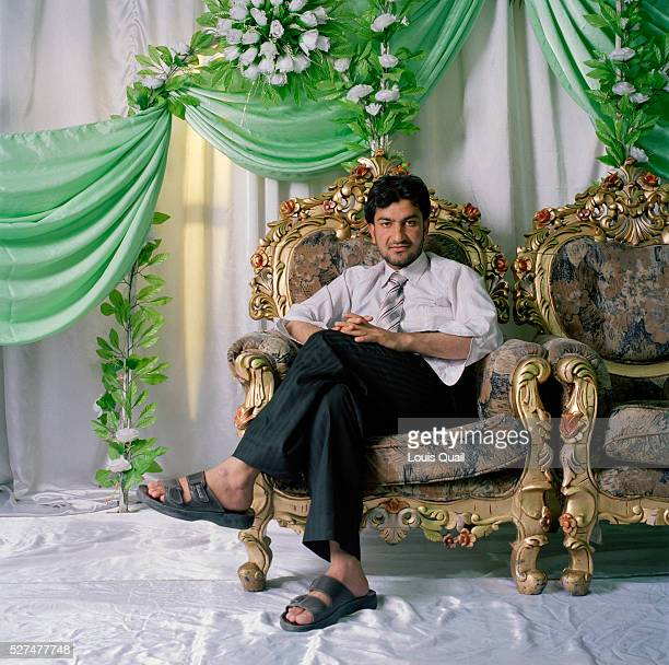 Manager and owner Shareef Mohamed The wedding business is very big and middle class Afghans pay sums of up to $20000 for a wedding A moderate guest...