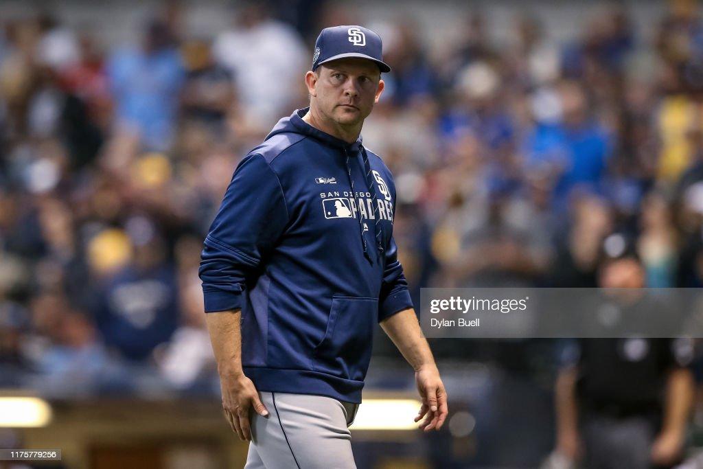 San Diego Padres v Milwaukee Brewers : News Photo