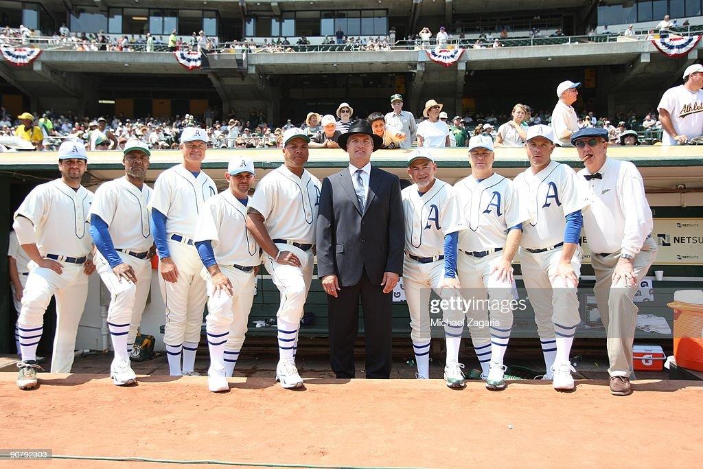 Chicago White Sox v Oakland Athletics : News Photo