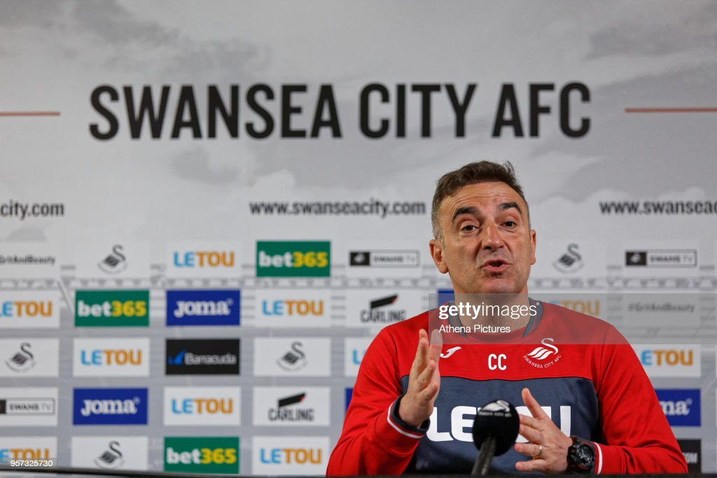 Swansea City Press Conference