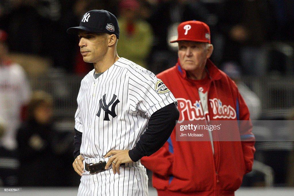 Philadelphia Phillies v New York Yankees, Game 1 : News Photo