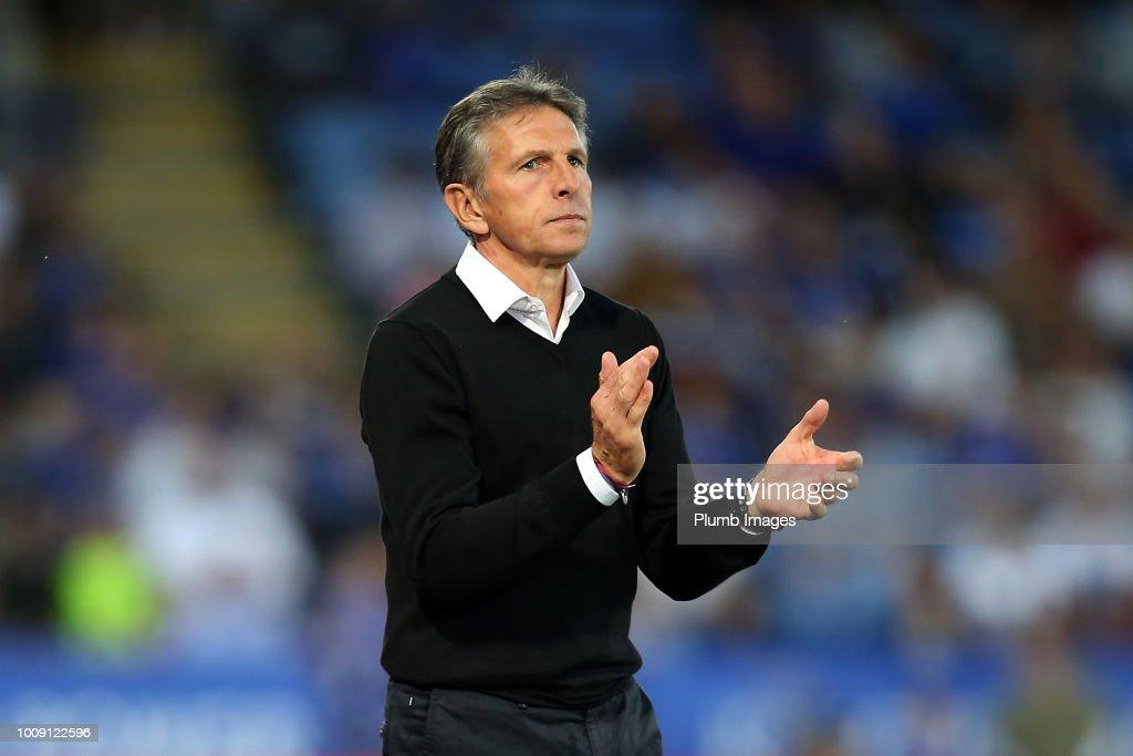 Leicester City v Valencia - Pre-Season Friendly : News Photo