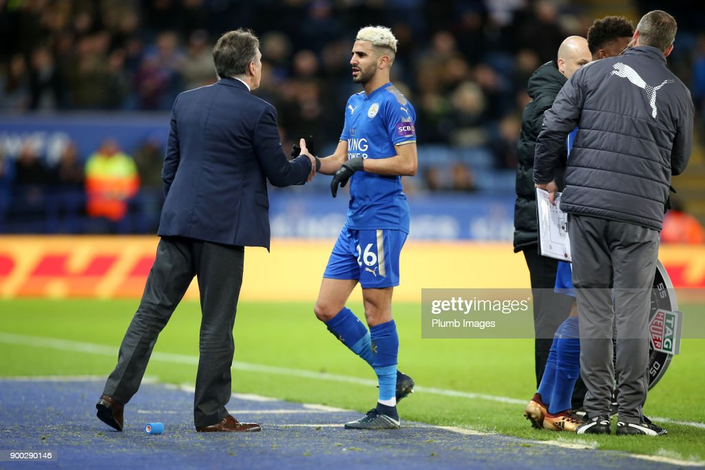 Leicester City v Huddersfield Town - Premier League : News Photo