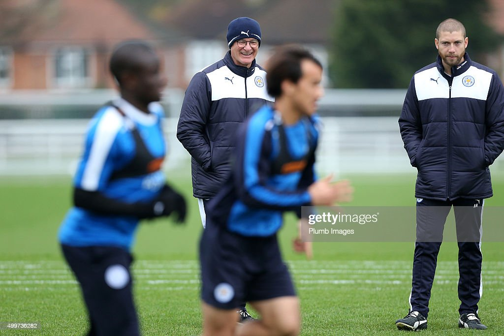 Leicester City Training Session : News Photo