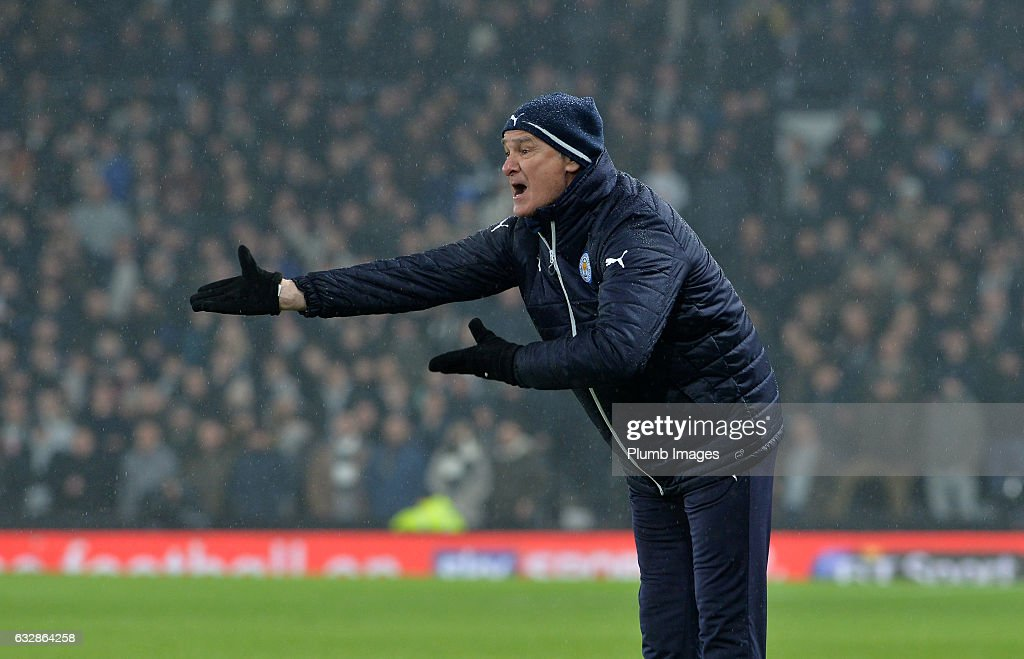 Derby County v Leicester City - The Emirates FA Cup Fourth Round : News Photo