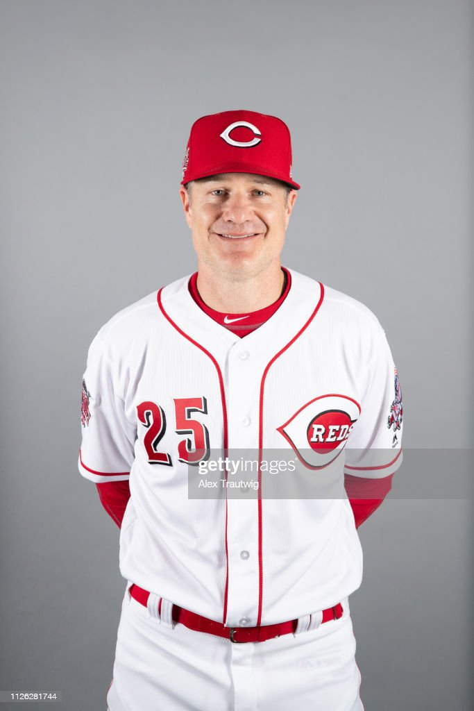 2019 Cincinnati Reds Photo Day : News Photo