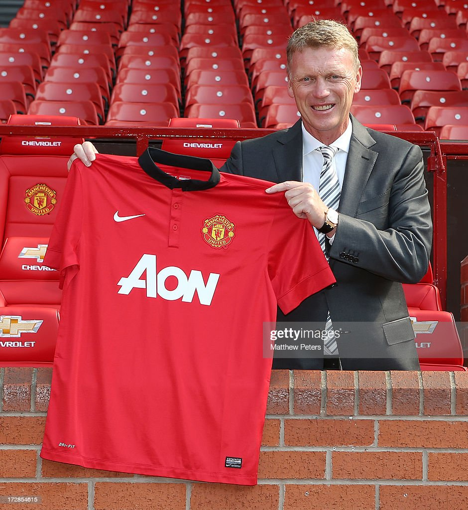 David Moyes Photo Opportunity : News Photo