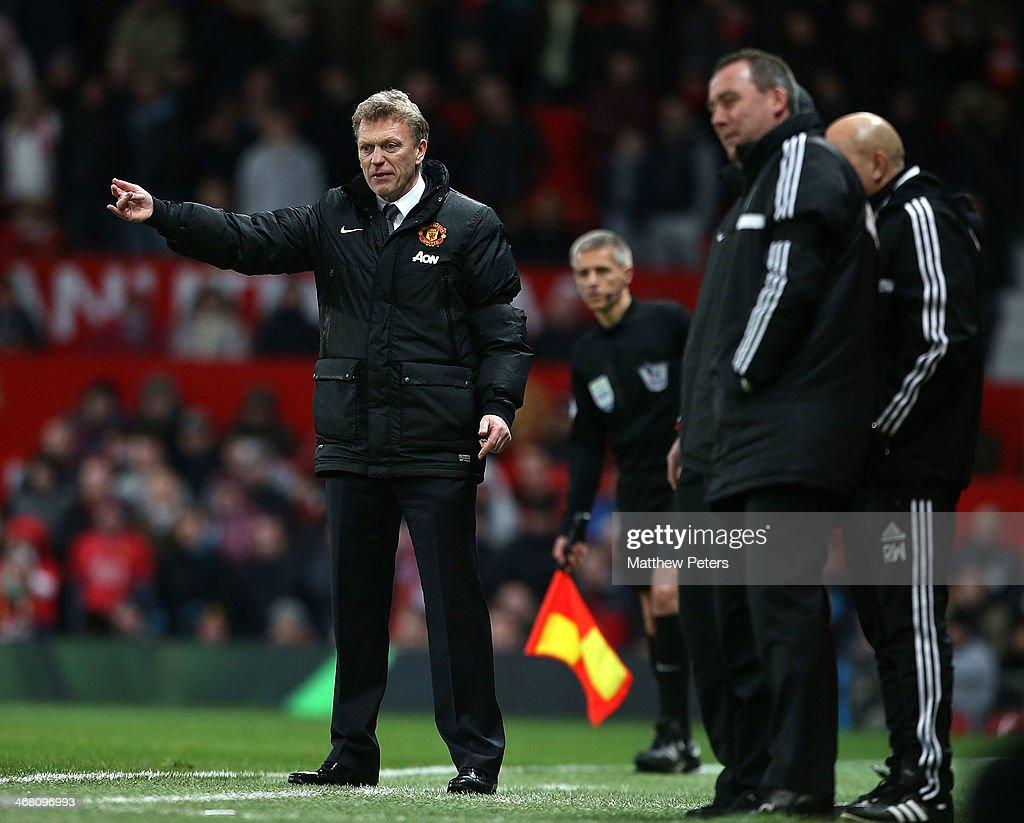 Manchester United v Fulham - Premier League : News Photo