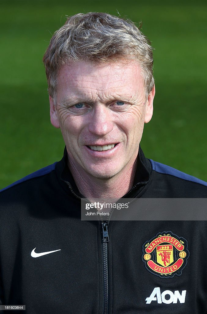 Manchester United FC Official Photocall : News Photo