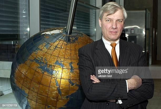 Manager DHauptgeschäftsführer der Deutschen Schutzgemeinschaft für Wertpapierbesitz Porträt