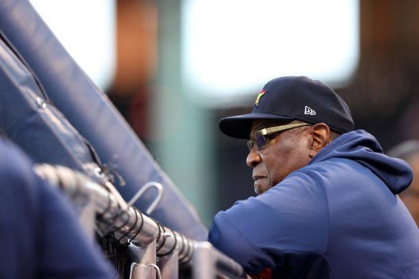 MA: Championship Series - Houston Astros v Boston Red Sox - Game Five