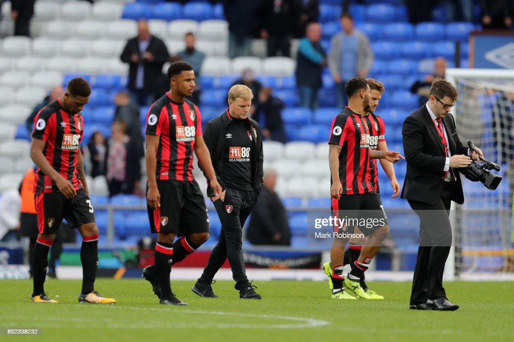 Everton v AFC Bournemouth - Premier League : News Photo