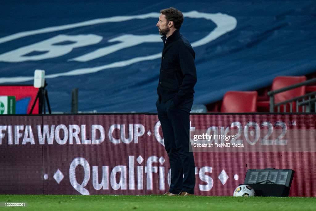 England v Poland - FIFA World Cup 2022 Qatar Qualifier : News Photo