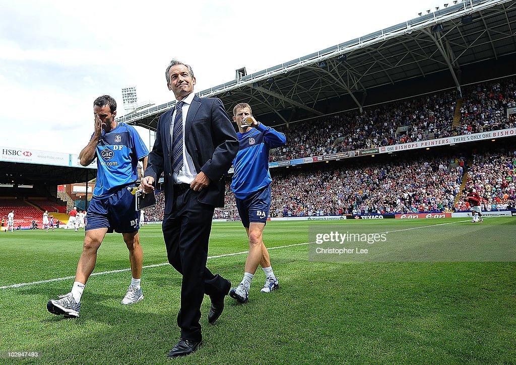 Crystal Palace v Chelsea - Pre Season Friendly : News Photo